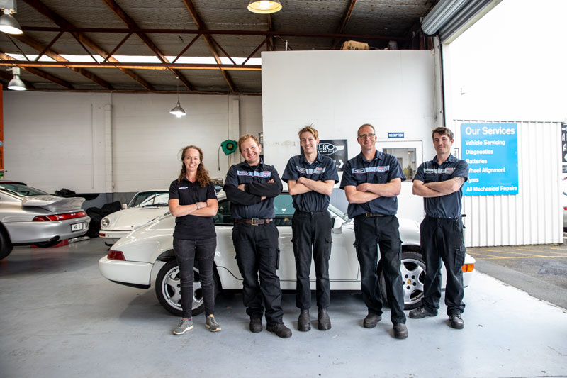 Aero Automotive Team